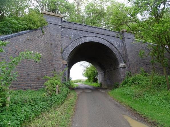 10 Bridge on Bourne to Saxby line