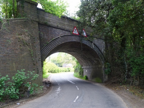28 Bridge on Bourne to Saxby railway line