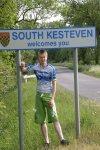 South Kesteven sign