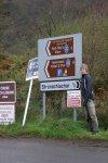B829 near Loch Arklet