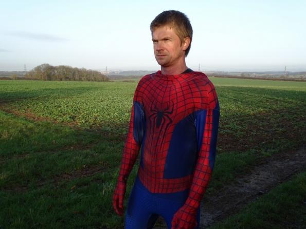 Amazing Spiderman 2 Morphsui