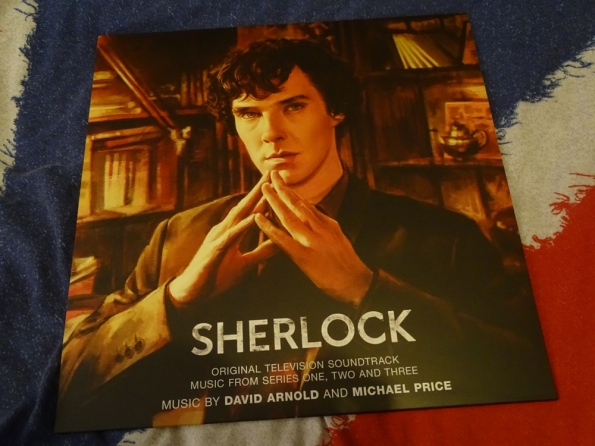 Sherlock OST Vinyl Art Edition, by David Arnold and Michael Price