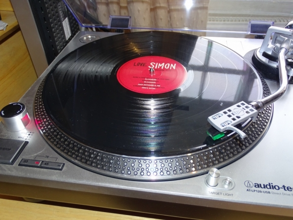 Vinyl: Love, Simon (Soundtrack)