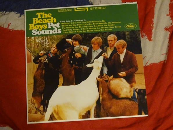 Pet Sounds, by The Beach Boys