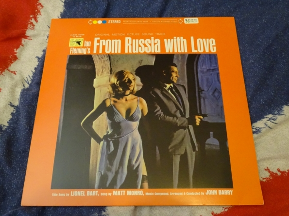 From Russia with Love, by Various Performers
